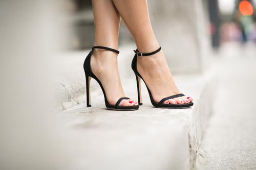 Обувь в базовом гардеробе, босоножки