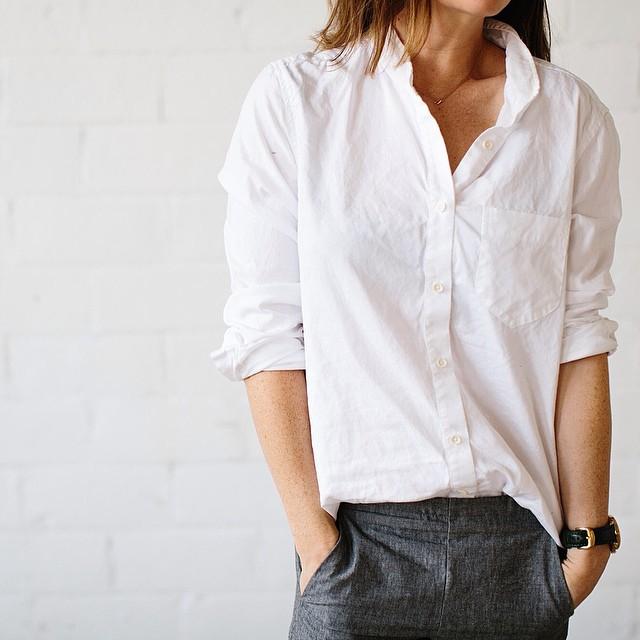 c4fab38e302 Белая рубашка  как выбрать