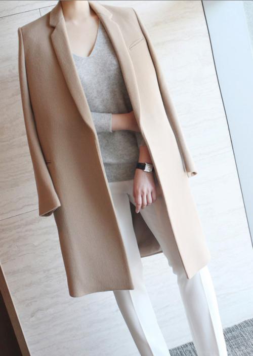 кашемир, пальто