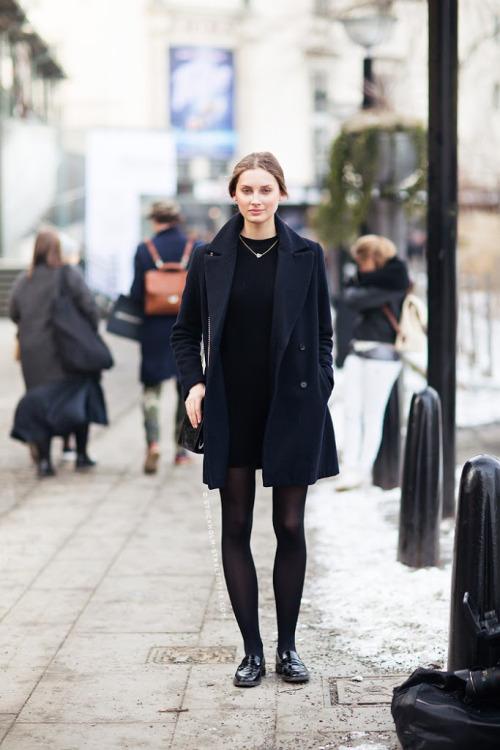 маленькое черное платье, парижский базовый гардероб