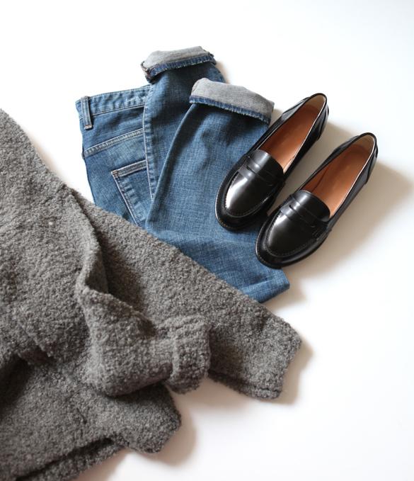 лоферы, парижский базовый гардероб