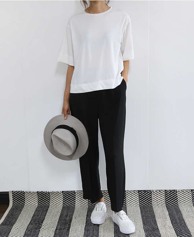 летний базовый гардероб 2017, летний гардероб с нуля, шляпа, летний минималистичный гардероб