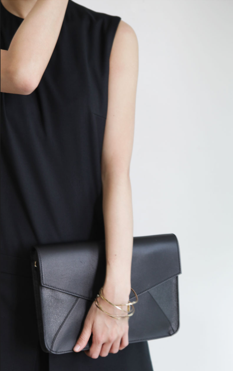 сумки в базовом гардеробе, pochette