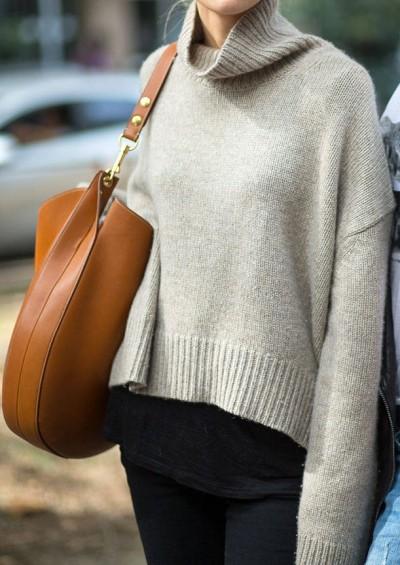 свитер  оверсайз, oversize knitwear