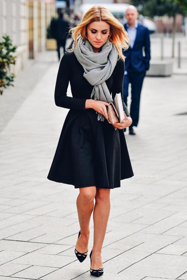 Маленькое чрное платье - кто что носит