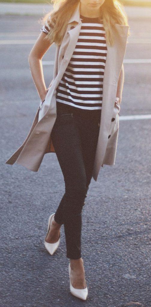 тренч, женский тренч без рукавов, trench coat