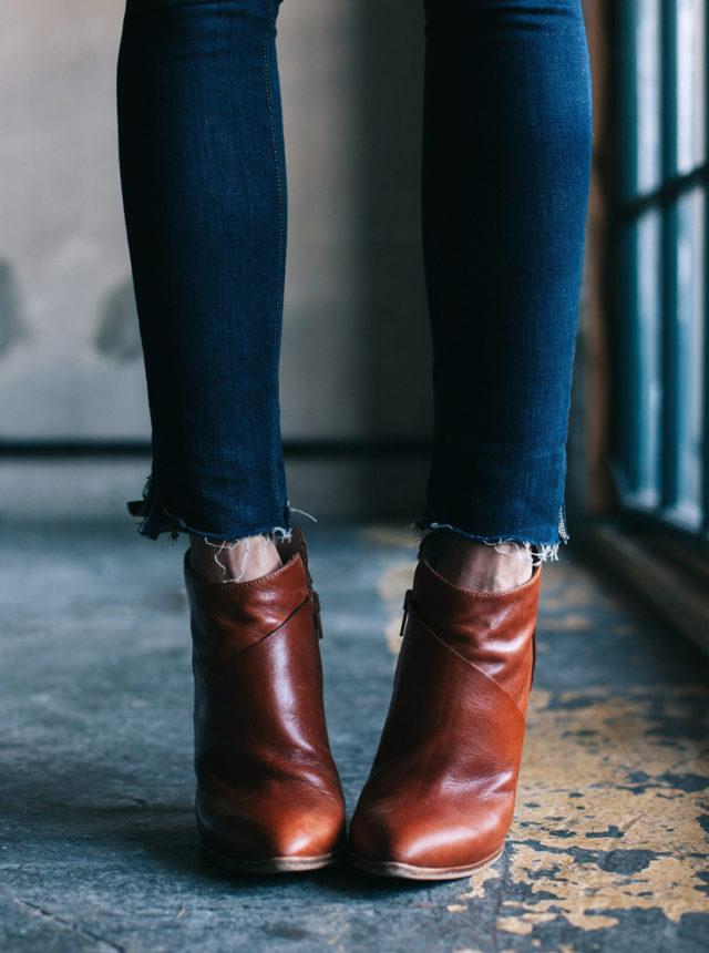 0b0b270c83a3 Зима-весна 2018: с чем носить ankle boots (ботильоны ...