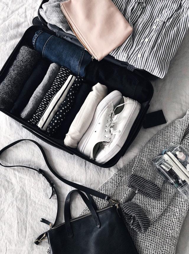 ddbb7e827cb3 Собраться в поездку: планирование гардероба и упаковка чемодана ...